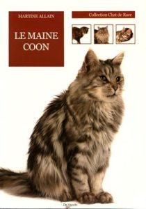 Le Maine Coon - Martine Allain