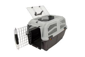 Panier de Transport Skudo 55x36x35 cm pour chats