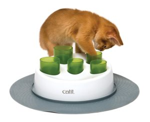CAT IT Digger Tubes à croquettes pour chat Senses 2.0