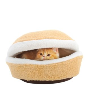 Panier pour chat Hamburger