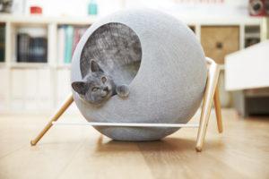 Panier pour chat La Ball Meyou Paris