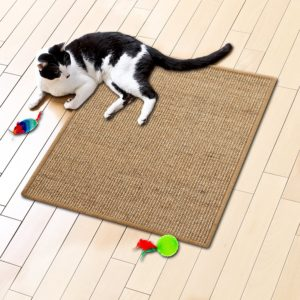 Tapis griffoir pour chat