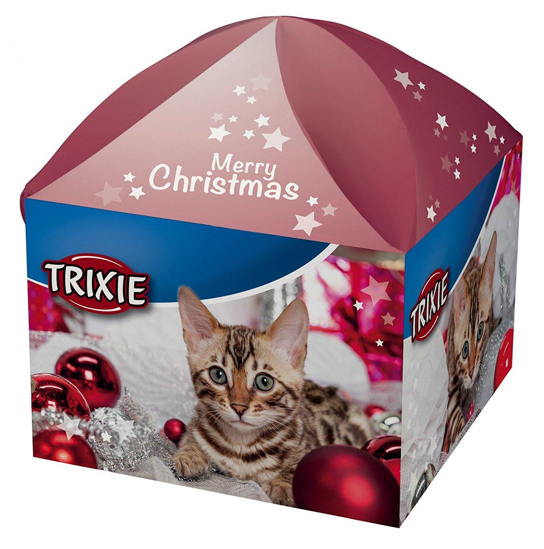 10 id es de cadeaux de no l pour votre chat chat maine coon. Black Bedroom Furniture Sets. Home Design Ideas