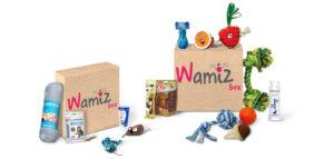 Wamizbox : la box des animaux de compagnie