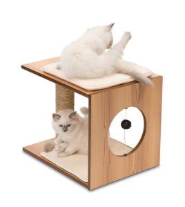 Arbre à chat Tabouret Vesper